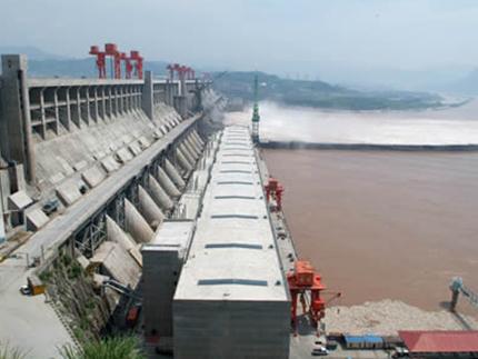 三峡峡口大桥工程